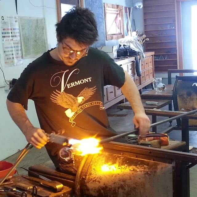 Visiting Green Mountain Glassworks