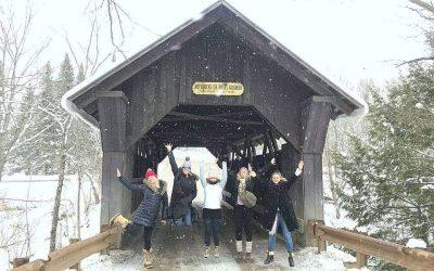 Stopping at Emily's Bridge
