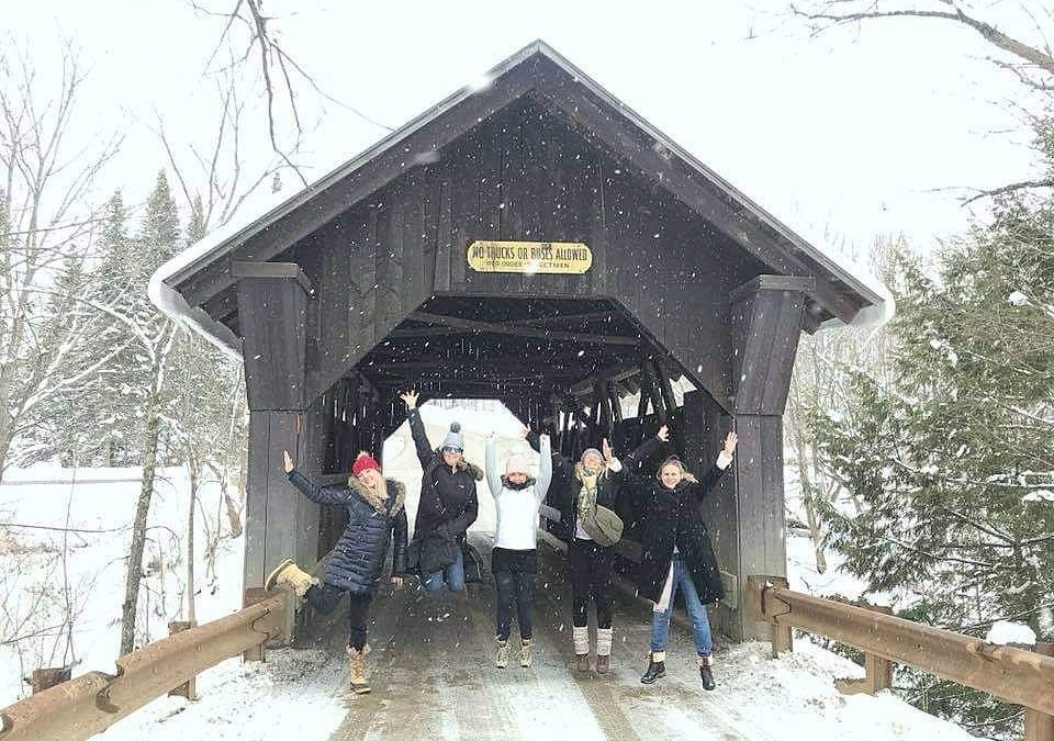 Stopping at Emily's Bridge
