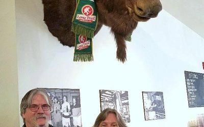 Visiting Long Trail Brewing Company