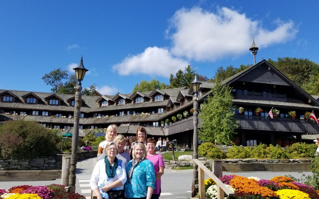Visiting Trapp Family Lodge