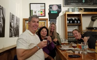 Visiting Long Trail Brewery