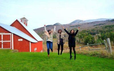 Vermontology on Travel Dew!